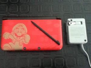 Nintendo 3ds Xl Edición Especial Súper Mario Bros.