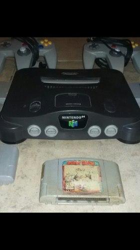 Nintendo 64 Con Didikont