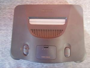 Nintendo 64 + Control + 6 Juegos + Expansion Pack
