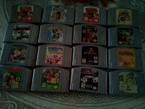 Para Los Gamers: Juegos De Nintendo 64 En Buen Estado