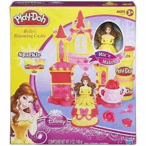 Play Doh Castillo Princesa Bella Disney Niñas