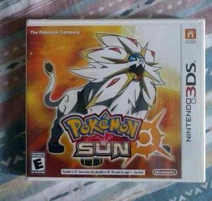 Pokemon Sun / Sol Nuevo Sellado