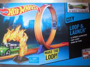 Se Venden Pista De Carro Hotwheels