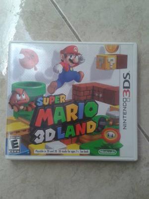 Super Mario 3d Land. Juego Nintendo 3ds