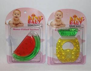Baby King Duo De Rasca Encias Refrigerantes Para Bebes