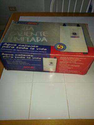 Calentador De Agua Electrónico Thermotronic