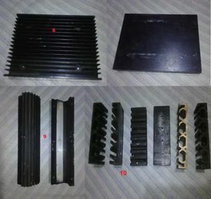 Disipadores De Aluminio De Todo Tipo Baratos Remato