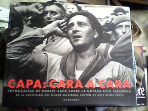 Frank Capa: Libro Cara a Cara