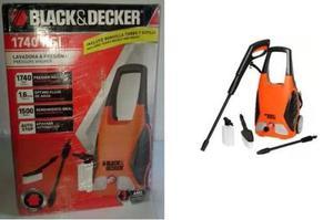 Hidrojet - Hidrolavadora Black And Decker w  Psi
