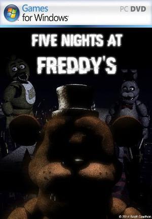 Juego Five Nights At Freddy's  / Pc / Envió Digital
