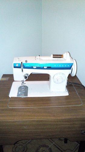 Maquina de cocer singer super facilita 52 posot class - Mesa maquina coser singer ...