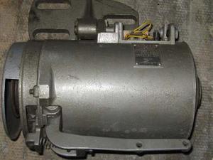 Motor Para Maquina De Coser Indistrial Usado