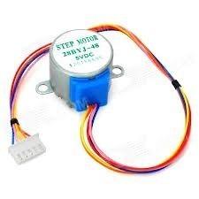 Motor Paso A Paso 28byj-48 Arduino, Pic O Raspberry
