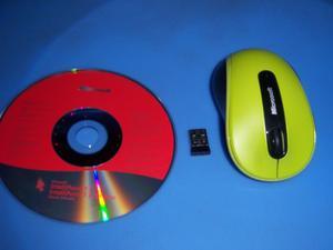 Mouse Inalambrico Microsoft Wireless