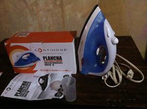 Plancha Eléctrica A Vapor Contihome Ch228-b