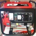 Planta Electrica Toyana 950 W Tg950ht A Gasolina