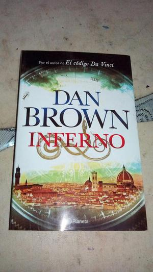 en Venta Libro Inferno de Dan Brown