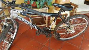 Bicicleta Greco Negra Excelente Rin 26
