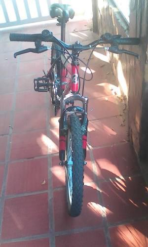 Bicicleta Montañera Rín 20 Marca Greco