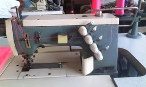 COLLARET Maquina De Coser Collaretera Industrial 100