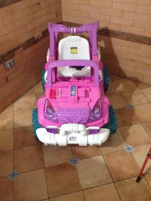 Carro De La Barbie Para Niñas Usado