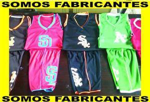 Conjuntos Deportivos De Beisbol Mlb De Niño