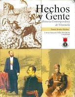 Libro De Historia Contemporanea De Venezuela 4to Año Edt.