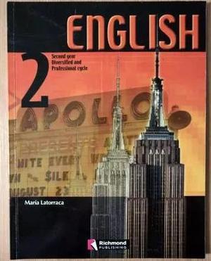 Libro Ingles 5to Año Maria Latorraca