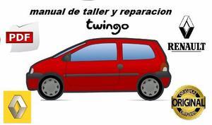 Manual De Taller Y Reparación Y Despiece Del Renault Twingo