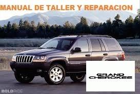 Manual De Taller Y Reparacion De Jeep Gran Cheroke