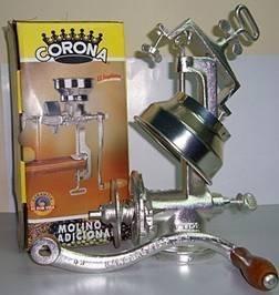 Molino Para Maíz Corona 100% Original