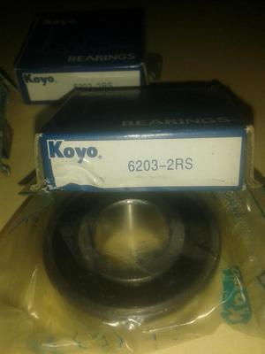Rodamientos Koyo de Moto Tx