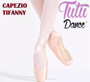 Zapatillas De Punta Capezio Tiffany Para Ballet