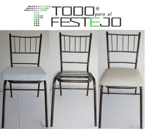 Forros para cojines de sillas tiffany posot class for Sillas para festejos