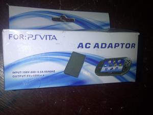 Adaptador De Corriente Para Sony Psp Vita Nuevo