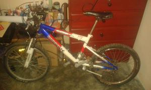 Bicicleta Corrente Montañera