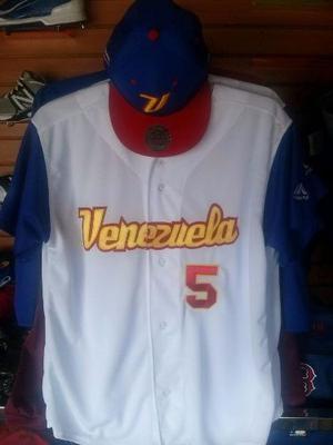 Camisa O Jerseys Oficial Del Calsico Mundial De Beisbol