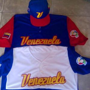 Camiseta Venezuela Clasico Mundial