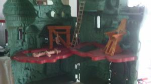 Castillo De Grayskull De La Popular Serie De He Man