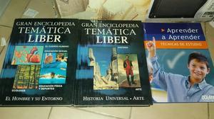 Enciclopedia LIBER en PERFECTO Estado, Diccionario,