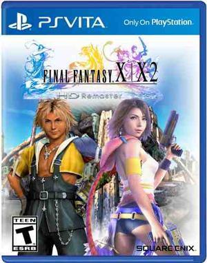 Final Fantasy X Psvita