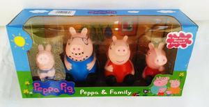 Juguete Peppa Pig Set De Figuras De Peppa Pig