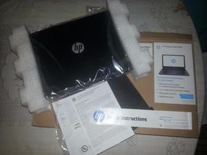Laptop Hp 15.6 Como Nueva, En Su Caja Con Plasticos