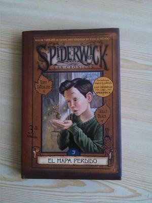 Las Crónicas de Spiderwick 3: El Mapa Perdido
