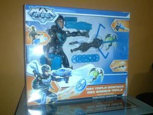 Max Steel - Triple Amenaza