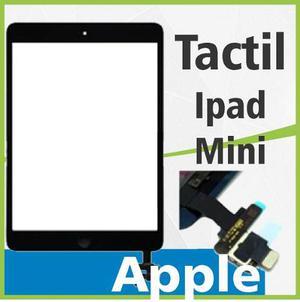 Mica Tactil Touch Apple Ipad Mini 1 2 + Boton Home Original