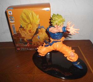 Muñeco O Figura De Dragon Ball Z Gokou Coleccionable