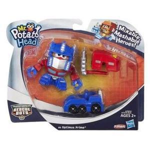 Playskool Sr. Cara De Papa: Optimus Prime