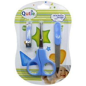 Set De Manicure Qutie Qtmn-