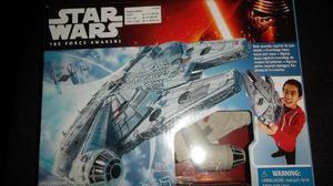 Star Wars Nave Halcon Milenario Hasbro
